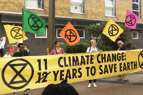 Enfield's climate emergency… and cars