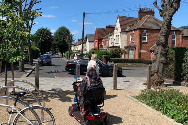 More steps towards Enfield's first low traffic neighbourhoods