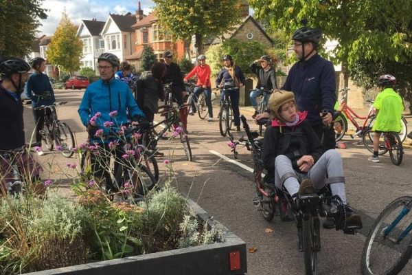 £1.5m active travel funding for Enfield
